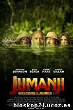 Jumanji: Welcome to the Jungle (2017)